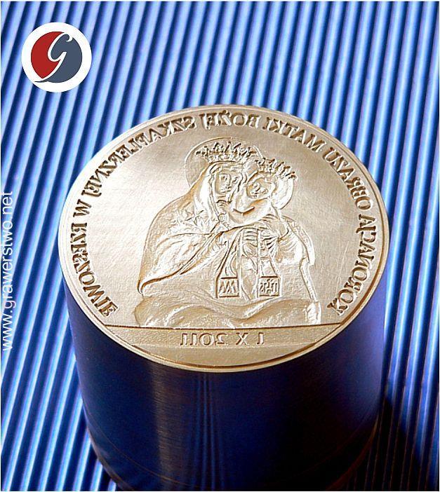 matryca do medali