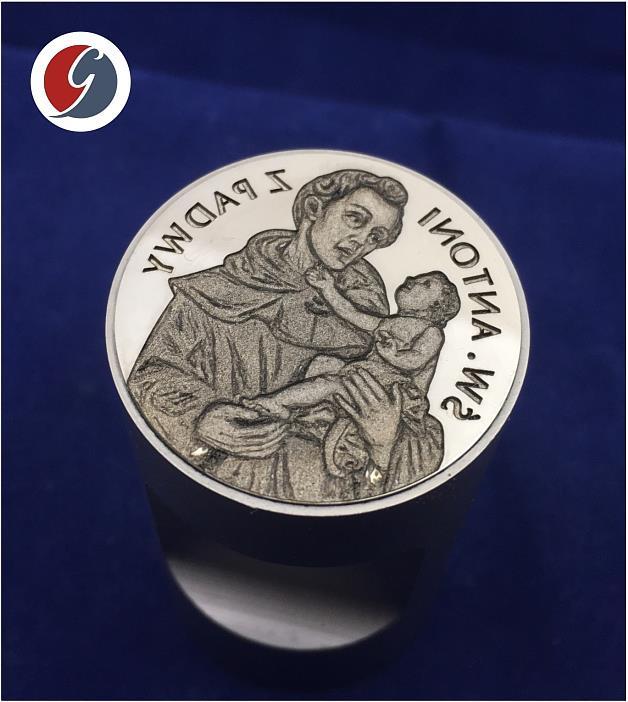 matryca do numizmatów